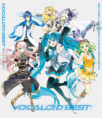 VOCALOID BEST from Nico Nico Douga (Blue) - Various Artists