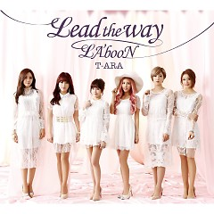 Album Lead The Way / LA'booN - T-ARA