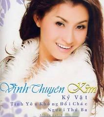 Album Kỷ Vật - Vĩnh Thuyên Kim