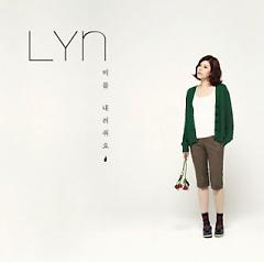 Rain On Me - Lyn