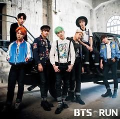 Album RUN (Japanese Ver.) - BTS (Bangtan Boys)