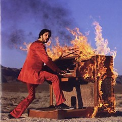 Album Burning Organ - Paul Gilbert