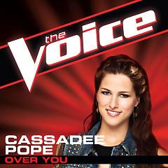 Lời bài hát được thể hiện bởi ca sĩ Cassadee Pope