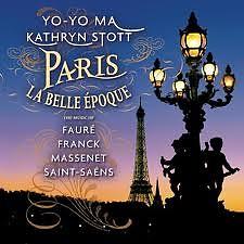 Paris La Belle Epoque - Yo-Yo Ma