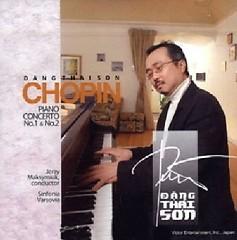 Chopin's Piano Album - Chopin Concertos - Đặng Thái Sơn
