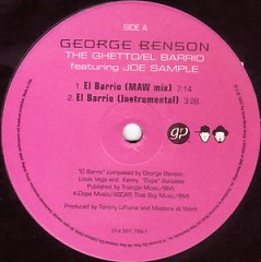 The Ghetto/ El Barrio - George Benson