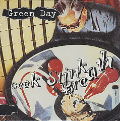 Geek Stink Breath - CDS - Green Day