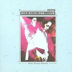 Album 单身日志演唱会Live全记录/ Rene Liu's Concert (CD1) - Lưu Nhược Anh