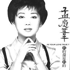 Album 真的还是假的/ Sự Thật Hay Giả Dối - Mạnh Đình Vi