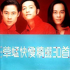 Album 草蜢快慢精选30首/ Grasshoppers Best Collection 30 (CD2) - Thảo Mãnh