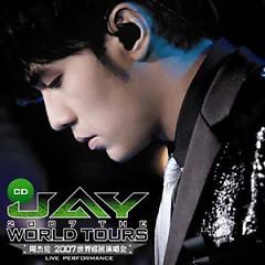 Album 世界巡回演唱会/ Tour Diễn Vòng Quanh Thế Giới (CD2) - Châu Kiệt Luân