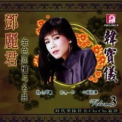 邓丽君金色回忆与名曲/ Danh Khúc Và Hồi Ức Màu Vàng Của Đặng Lệ Quân (CD1) - Hàn Bảo Nghi