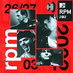 Album MTV RPM - RPM