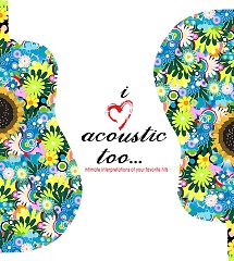I Love Acoustic Too - Sabrina