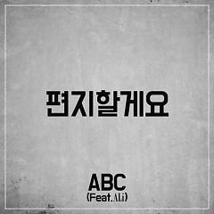 I'll Write - ABC