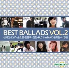 Best Ballad Vol.2 (CD1) - Various Artists