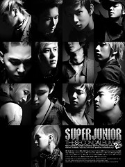 두 번째 앨범 / The Second Album - Super Junior