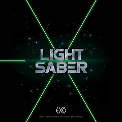 Album LIGHTSABER (Japanese Ver.) - EXO