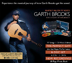 Blame It All On My Roots: Five Decades Of Influences (CD1) - Garth Brooks