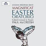 Bach: Magnificat, Easter Oratorio CD2 - Paul McCreesh