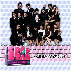 SBS K-POP STAR S2 TOP 8 - Various Artists
