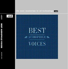 Album Best Audiophile Voices Vol.1 - Various Artists