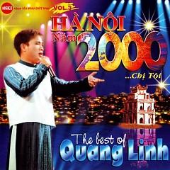 Album Hà Nội Năm 2000 - Quang Linh