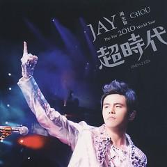 Album 超时代演唱会/ Jay Chou The Era World Tour Live (CD3) - Châu Kiệt Luân