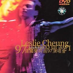 跨越97演唱会/ 97 Live In Concert (CD3) - Trương Quốc Vinh