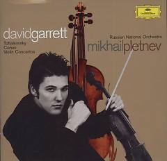 David Garrett Tchaikovsky Violin Concerto in D - David Garrett