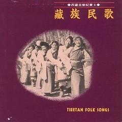 Album 西藏音乐纪实4藏族民歌/ Tạng Tộc Dân Ca (CD1) - Various Artists