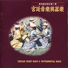 Album 西藏音乐纪实5宫廷音乐与器乐/ Cung Đình Âm Nhạc Và Nhạc Khí - Various Artists