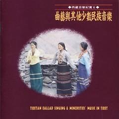 Album 西藏音乐纪实6曲艺与其他少数民族音乐/ Âm Nhạc Của Dân Tộc Thiểu Số (CD1) - Various Artists