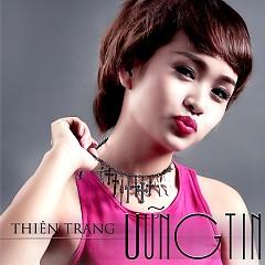 Album Vững Tin (Single) - Thiên Trang