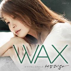 Album Not My Mind - WAX
