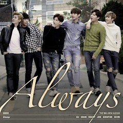 Always (Mini Album) - U-Kiss