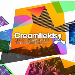 Creamfields UK 2015 - Various Artists