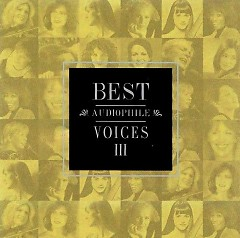 Album Best Audiophile Voices Vol.3 - Various Artists