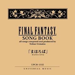 Final Fantasy  Songbook Mahoroba - Nobuo Uematsu