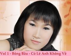 Album Bông Bầu - Có Lẽ Anh Không Về (Vol 1) - Châu Minh