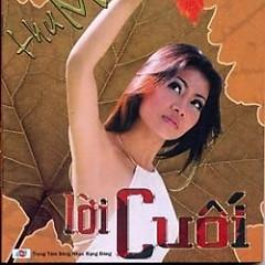 Album Lời Cuối - Thu Minh