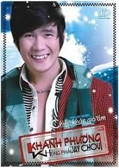 Album Chiếc Khăn Gió Ấm - Khánh Phương