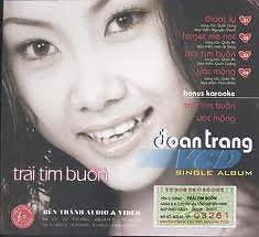 Trái Tim Buồn - Đoan Trang