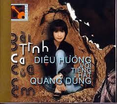 Album Diệu Hương - Bài Tình Ca Của Em - Quang Dũng