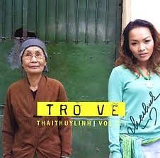 Album Trở Về - Thái Thùy Linh