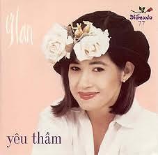 Album Yêu Thầm - Ý Lan