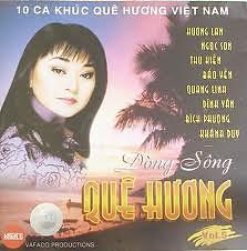 Dòng Sông Quê Hương CD5 - Various Artists