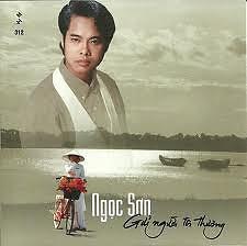 Album Gửi Người Tôi Thương - Ngọc Sơn