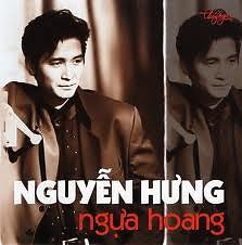 Album Ngựa Hoang - Nguyễn Hưng