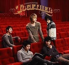 Together (Japanese) - DBSK